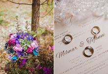 the wedding of milmar and tefanne by ryan ortega | photo