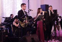 Christian & Griselda Wedding by Archipelagio Music