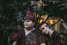 Prewedding Flora & Ray by airwantyanto project