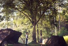 I Finally Found You - Pre Wedding Joko & Pipit by XQuisite Photography