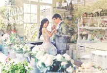 Hugs & Kisses - Stars For Wishes - Hendrik & Grace Pre Wedding by XQuisite Photography