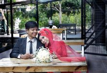 Puput & Arif Prewedding by Garland Galore Flower Shop
