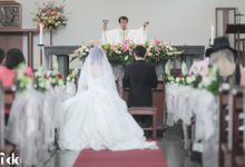 Aldy & Silvia The Wedding by PRIDE Organizer