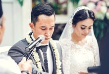 Wedding Fenni & Dikky by HandS Organizer