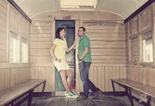 Agustin & Erwin Prewedding by MSB Photography