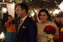 mario & rehana wedding by megrashy wedding
