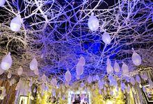 WEDDING OF HENDRA & IMELDA by Fairytale Organizer