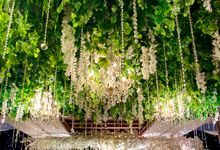 Shangrila Garden themes decoration by Lily Florist & Decoration