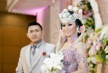 From The Wedding Rizky  Liza by Chandra Soedarmanto Photography & Design