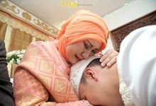 THE WEDDING IQBAL&OLIVE by CLAY PHOTO