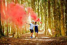 Adhi & Gek Tha by loveinbali photography