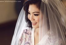 The Wedding Chandra and Amelia by Toto | Fotografio