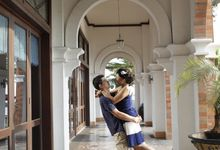 "Vennie & Mario pre wedding ""this ship has sailed"" by Tessy Penyami Photoworks"
