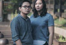 Malaysia Prewedding Alexandra & Fanji by airwantyanto project