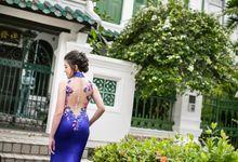 PRE-WEDDING OF  Chris & Valerie by John Lim Photography
