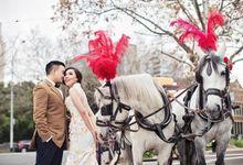 Prewedding - Kelvin & Inez by Keziah Shierly Makeup Artist