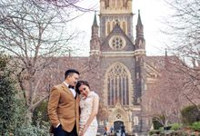 Prewedding - Kelvin & Inez by Keziah Shierly Makeup Artist