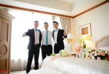 Yohan and Lidya Wedding by Hyatt Regency Yogyakarta