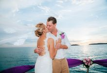 Yacht Luxury Wedding by Bespoke Experiences
