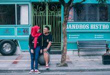Agung & Tami by Ahkahari Photography
