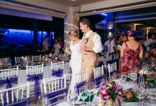 Wedding Reception by Bespoke Experiences