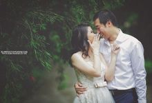 PreWedding Yudhi&Vanessa by KianPhotomorphosis