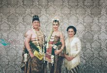 Dita & Ferry by Carlita Wedding Planner