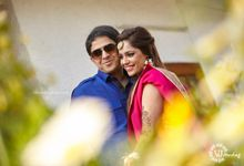 Bhavna & Rohit by vjharshaphoto