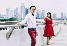 Singapore Prewedding Desy & Dipta by airwantyanto project