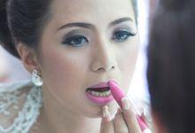 WEDDING MIRA & ALDI by Raffles Hills Cibubur - On Green Garden Venue