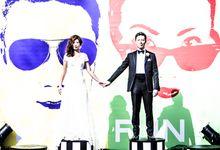 Pop Art by One Heart Wedding
