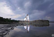 Anggun & Riyan Prewedding by MSB Photography