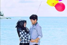 One LOVE one HEART by Nadhif Zhafran Photography