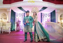 THE WEDDING ANDI&DESTY by CLAY PHOTO