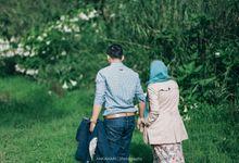 Ade & Rossi by Ahkahari Photography