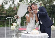 Special Moment of Tiwi and Thomas by Happy Bali Wedding