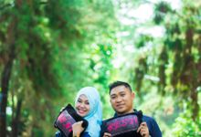 Prewedding Roni & Resti by AGS | Photoworks