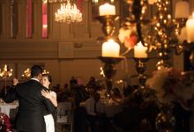 Elegant Weddings by The Tea Room QVB