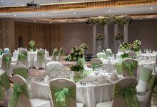 Ballroom Reception by Courtyard by Marriott Bali Seminyak