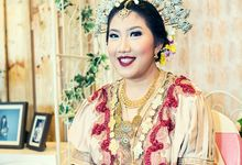 Cika & Hasnan Wedding at Millenium Hotel Jakarta by: Gofotovideo by GoFotoVideo
