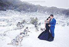 Prewedding - Danny & Evelyn by Keziah Shierly Makeup Artist