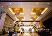 The Wedding of Ridwan & Cindy  Grand hyatt by The Swan Decoration