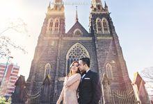 Postwedding - Ronald & Fenny by Keziah Shierly Makeup Artist