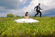 Bayu & Ayu by loveinbali photography