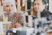 Darashena & Sigit Prawedding by Alterlight Photography