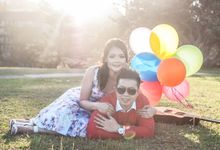 Erick & Stephanie Prewedding by Deppicto