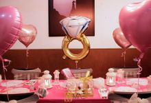 BRIDAL SHOWER MISS LANS by MAE DECORATION