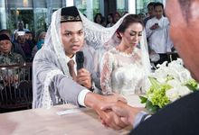 The Wedding of April & Anggie by airwantyanto project