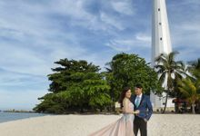 Prewedding Gown for Mrs Ribka by Deasy Marlina