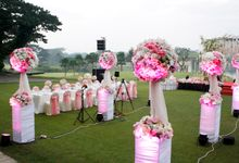 Out door Wedding by Ciputra Golf, Club, & Resto